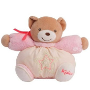 Cream Teddy Bear Winter Follies Janod