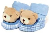 Small bear booties blue Kaloo