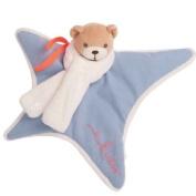 Doudou Bear Kaloo Blue Winter Follies