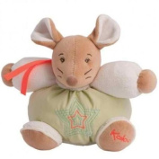 Small Green Mouse Winter Folies limited edition Kaloo