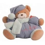 Chubby Bear and his cap Kaloo Winter Follies