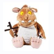 Gruffalo's Child 41cm Soft Toy with Stickman