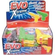 EVO EXTREME AUTO ACE WATER PISTOL NOTE ONLY 1 supplied