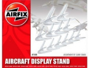 Airfix AF1008 Assortment of Small Aircraft Display Stands Model Building Kit