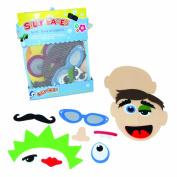 Meadow Kids MEA-MK032 Silly Faces Bath Sticker Set