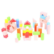Bigjigs Toys BB067 Box of Bricks