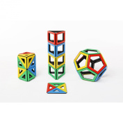 Magnetic Polydron New Shapes Set