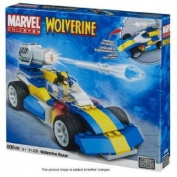 Mega Bloks 91285 Marvel Wolverine Racer with Minifigure