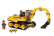 LEGO City 7248: Digger
