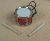 Dolls House Toy Drumkit