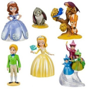 SOFIA THE FIRST FIGURE PLAYSET DISNEY