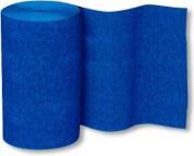Crepe Paper Roll Blue
