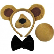 Teddy Bear With Sound - Accessory Set