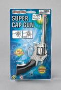 Metal Cowboy Gun. Lge Peacemaker