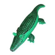 Crocodile, Inflatable, Approx 140cm