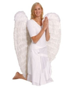 White Feather Angel Extra Large Wings