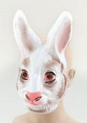 Plastic Animal Mask. Rabbit
