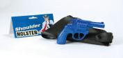 Gangster Shoulder Holster & Gun