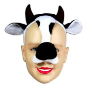 Cow Mask on H/Band + sound