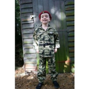 Camo Soldier - Kids Costume 3 - 5 years