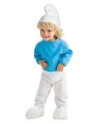 The Smurfs Smurf Infant Toddler Costume, Infant, 6 - 12 months