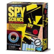 Great Gizmos Kidz Labs Spy Science Secret Message Kit