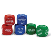 Learning Resources - Foam Reading Comprehension Cube