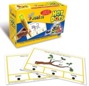 Learning Resources Hot Dots Jolly Phonics Identifying Vowel Sounds