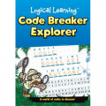 Green Board Games Code Breaker Explorer Logical Learning