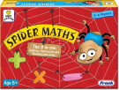 Spider Maths - Addition, Subtraction & Multiplication Game