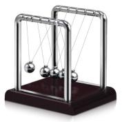 Classic Newtons Cradle Balance Balls Executive Educational Toy-Desktop Toy Gift
