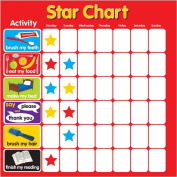 Reward / Star Chart Magnetic - Rigid Square 32x32cm with hanging loop ** AMAZON  **