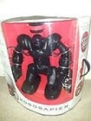 WowWee Black Robosapien Ultra Rare Collectable New & Sealed 2004
