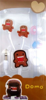 DOMO KUN Earphones Headphones for use with PC MP3 Player IPad IPod Mobile Phones