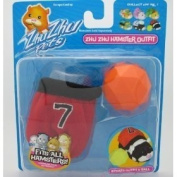 Zhu Zhu Pets/Go Go Pets Sports Outfit and Ball