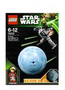 Lego 75010 Starwars - B-Wing starfighter & Endor