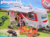 Playmobil 5434 Family Caravan