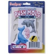 Sculpey Flexible Push Mould-Sea Life