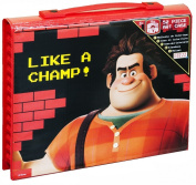 Disney Wreck It Ralph 52 Piece Kids Art Colouring Case Set!