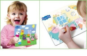 Tomy Aquadoodle Mini Mat Peppa Pig Collection 2
