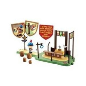 Character Options Mike The Knight Arena Action Playset