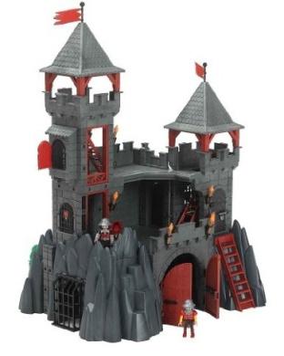 playmobil 3269 rock castle by playmobil shop online. Black Bedroom Furniture Sets. Home Design Ideas