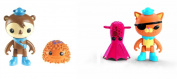 Octonauts Figure Bundle Pack Kwazii and the Vampire Squid & Shellington with Sea Urchin 2 Items