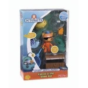 Octonauts Rescue Set with Kwazii and Slime Eel AND Barnacles and Octopus