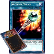 YuGiOh : YS13-EN023 1st Ed Wonder Wand Common Card -