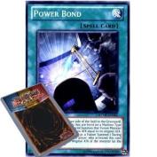 YuGiOh : RYMP-EN062 1st Ed Power Bond Common Card -