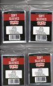 400 Trading Card Sleeves - Deck Protectors