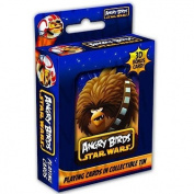 Angry Birds Star Wars Playing Cards In Metal Tin