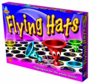 Rockets Toys Flying Hats