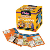 Green Board Games Brainbox Horrible Histories Awful Ancients